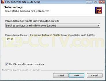 server-install